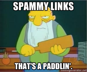spammylinks