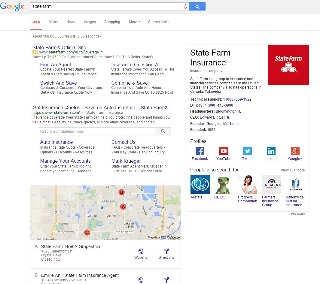 State Farm Quote Auto Insurance State Farm Auto Insurance Corporate Headquarters  44Billionlater